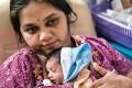 In A Mumbai Hospital, 'Kangaroo Care' For Babies