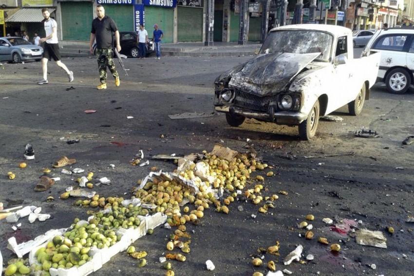 Over 150 Dead In Islamic State Attacks In Southern Syria