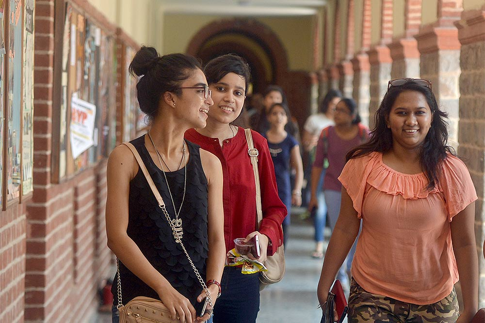 List Of India's Top Colleges In 2018