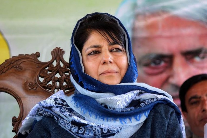 PDP's Decision To Enter Into Alliance With BJP Was Like Consuming 'A Cup Of Poison': Mehbooba Mufti