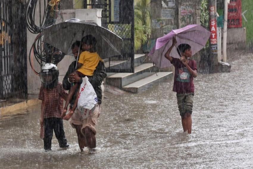 49 Killed As Heavy Rains Lash Uttar Pradesh