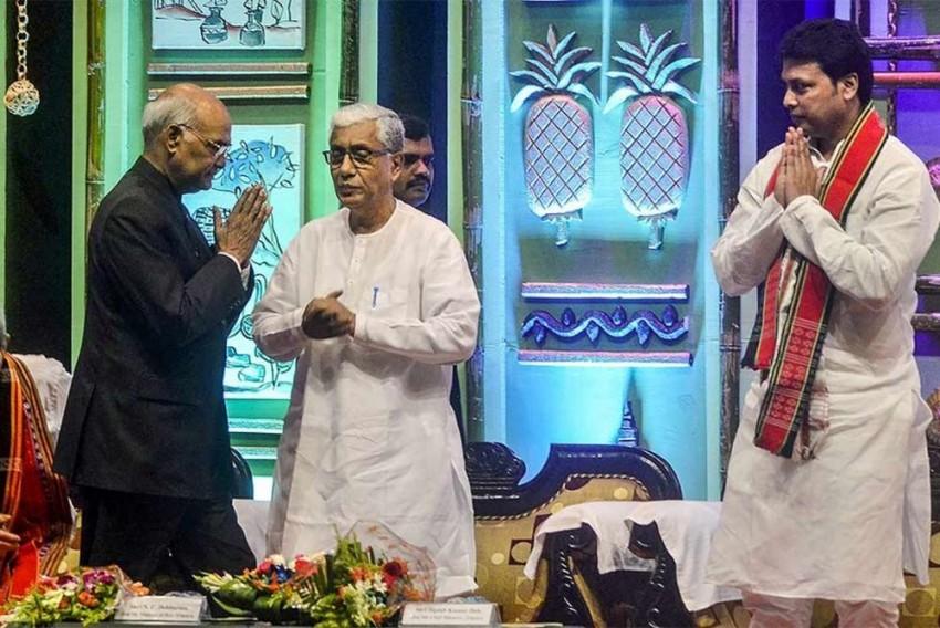 No Lynching In Tripura In 25 Years Of Left Govt: Former CM Manik Sarkar