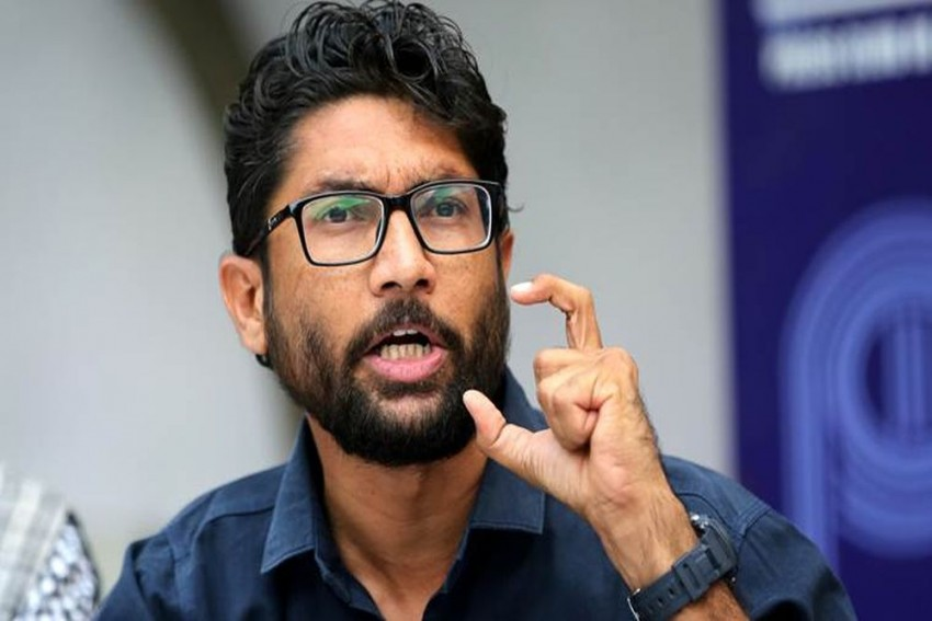 PM Modi Did 'Lethal Surgical Strike' By Not Providing Jobs, Implementing GST, Says Jignesh Mevani