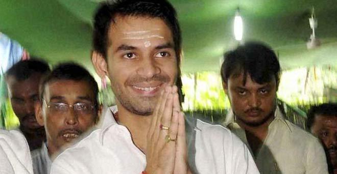 BJP-JDU Attacks Tej Pratap Over 'No-Entry' Remark