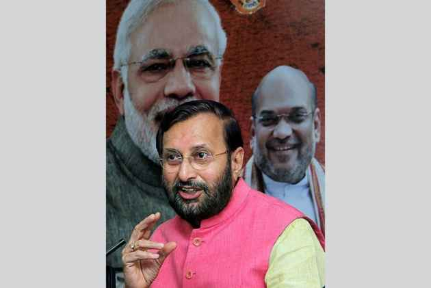 Only 'Letter Of Intent' Issued To Jio Institute: Prakash Javadekar