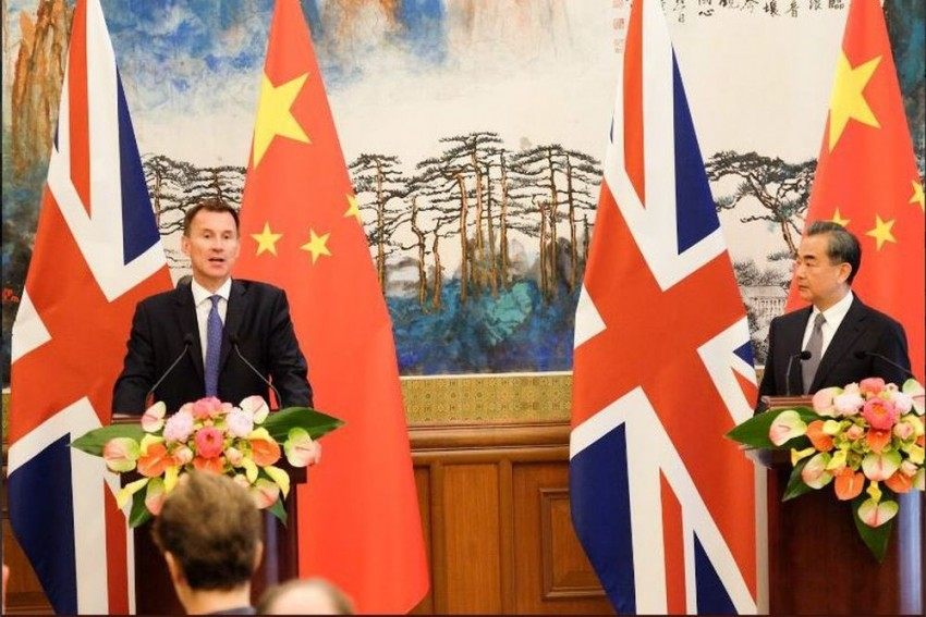 'My Wife Is Japanese...My Wife Is Chinese': UK Top Envoy's Gaffe In China