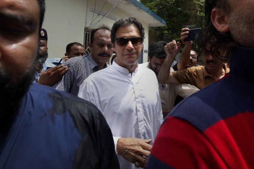 Imran Khan Says He Will Take Oath As Pakistan Prime Minister On August 11