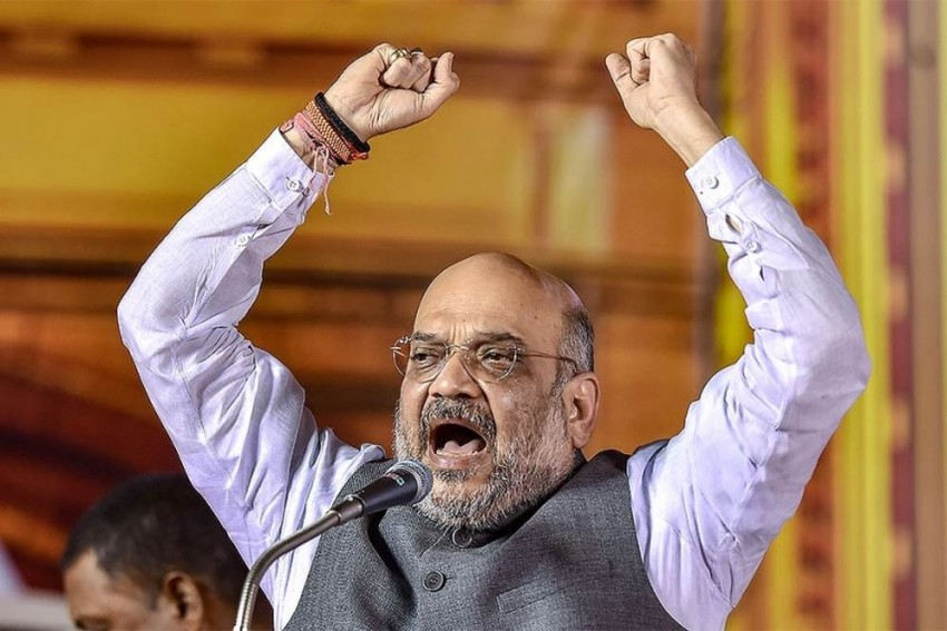 Mamata Banerjee Sees Vote Bank In NRC, For BJP It's National Security: Amit Shah