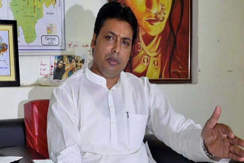 Everyone In Tripura Has Valid Papers, No Demand For Citizen's Register: CM Biplab Deb