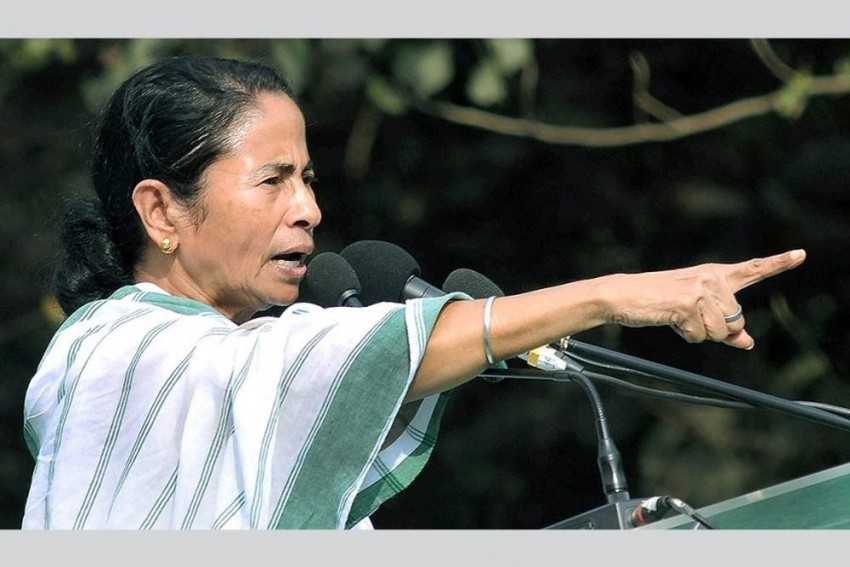 There Will Be Civil War, Bloodbath Because of NRC: Mamata Banerjee