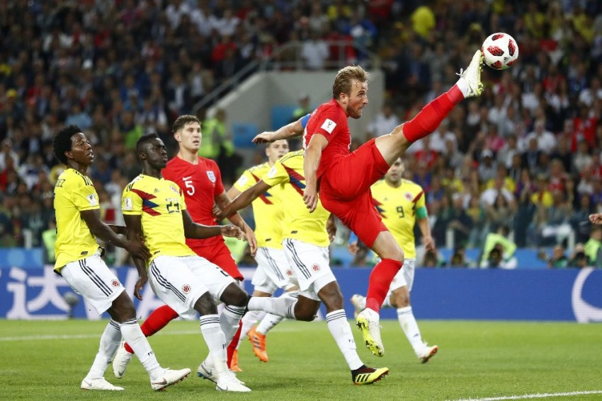 England Beat Colombia On Penalties To Reach World Cup Quarter-Finals