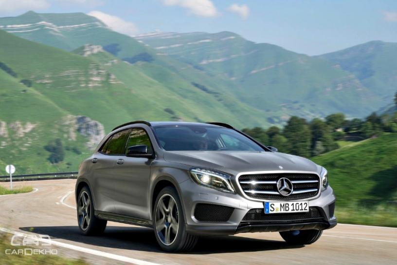 2020 Mercedes-Benz GLA Spy Shots, Rumors >> Second Gen Mercedes Benz Gla Spotted Testing