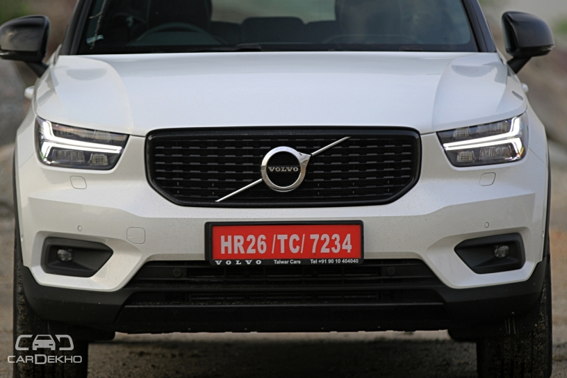 Volvo XC40 To Launch In India Tomorrow; Expected Price: Rs 40-42 Lakh