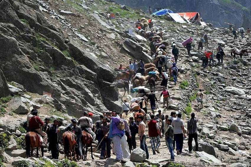 Amarnath Yatra Suspended From Pahalgam, Baltal Routes As Death Toll Rises To 11