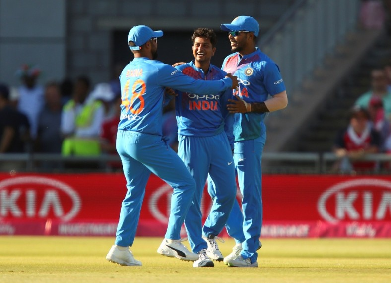 Ind Vs Eng 1st T20: India Win By 8 Wickets Riding On Kuldeep Five-For, Rahul Ton