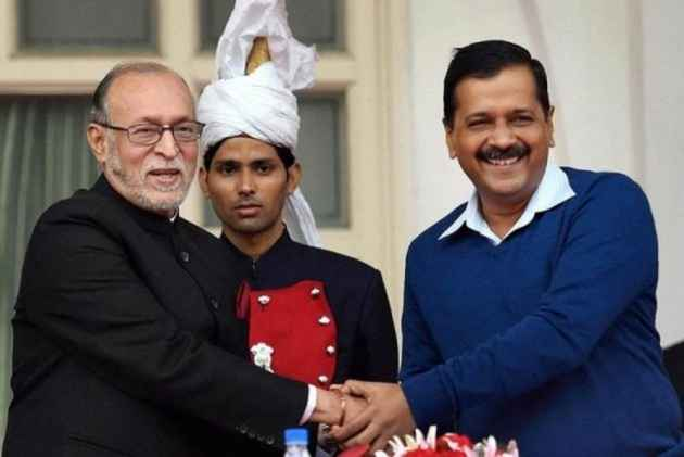 Your 'Concurrence' No Longer Required On Any Matter: Kejriwal Tells LG