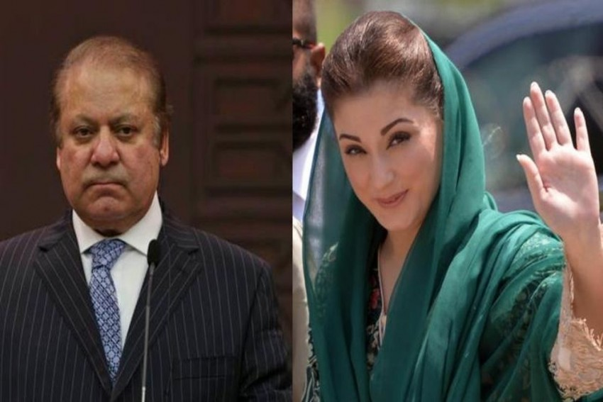 Nawaz Sharif Sentenced To 10-Year Jail Term, Daughter Maryam Gets 7 In Corruption Case