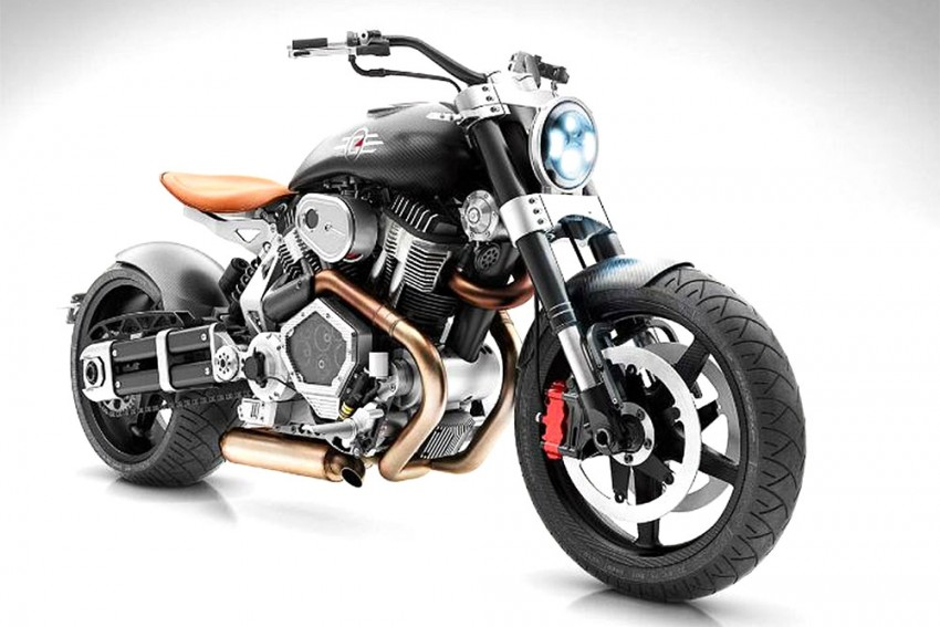 Confederate Motorcycles Lives On