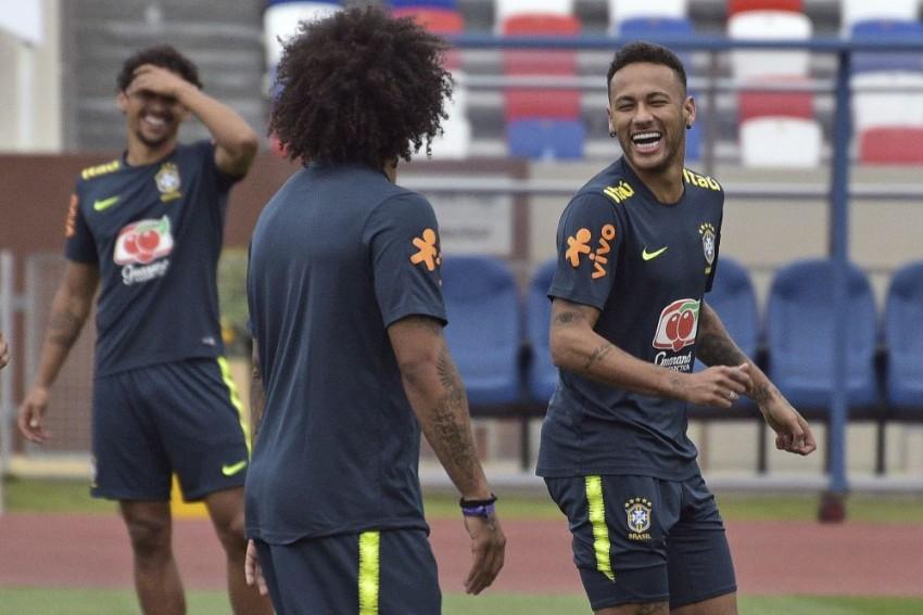 Brazil Look To Temper World Cup Hopes Of Belgium's 'Golden Generation'