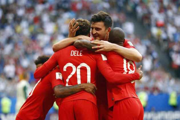 England Sink Sweden To Clinch World Cup Semi-Final Berth