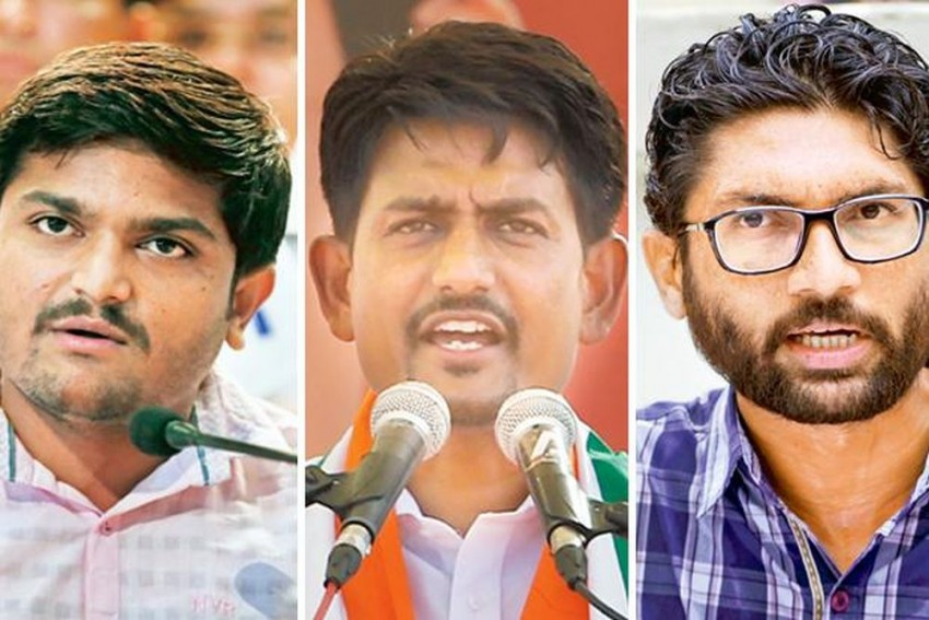 Hardik Patel, Alpesh Thakor, Jignesh Mevani Booked Over 'Raid' At Woman's House