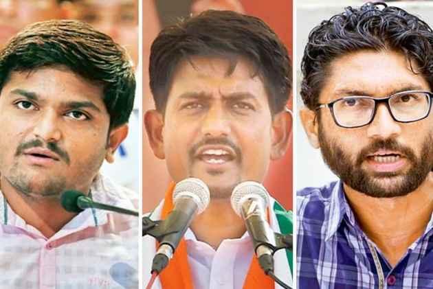 Hardik Patel, Alpesh Thakor, Jignesh Mevani Booked Over 'Raid' At Woman's House