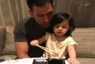 Papa You Are Getting Older, Daughter Ziva Reminds MS Dhoni On His 37th Birthday