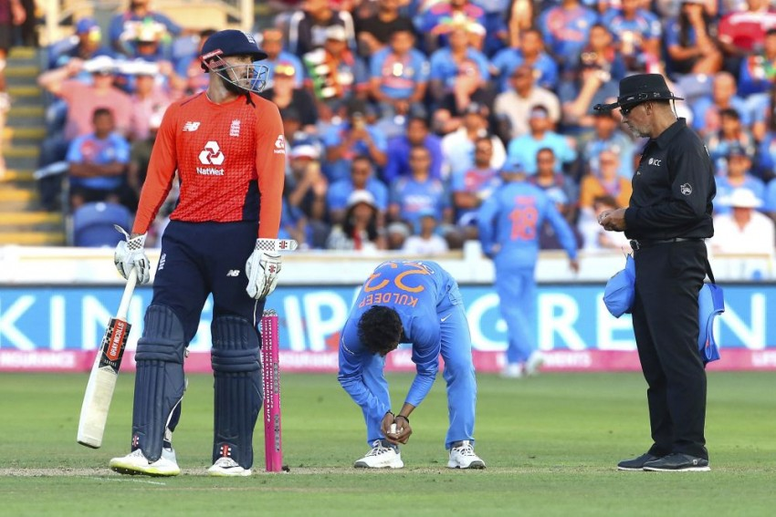 Alex Hales Powers England To Five-Wicket Win Over India, Series Level At 1-1