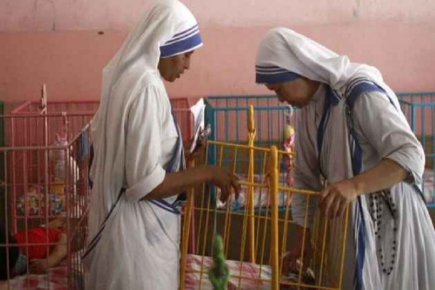 Baby Sale At Ranchi's Missionaries: 22 Kids Of Charity Home Shifted