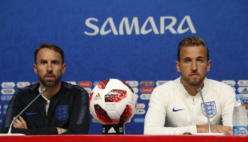 Sweden Stand In The Way Of England's World Cup Charge