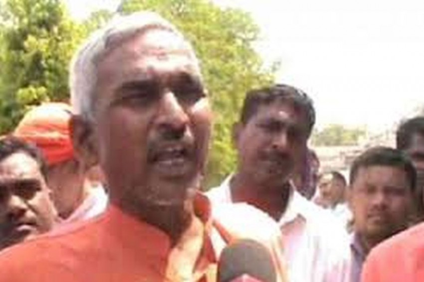 Even Lord Ram Can't Stop Rape Incidents: UP BJP MLA Surendra Narayan Singh