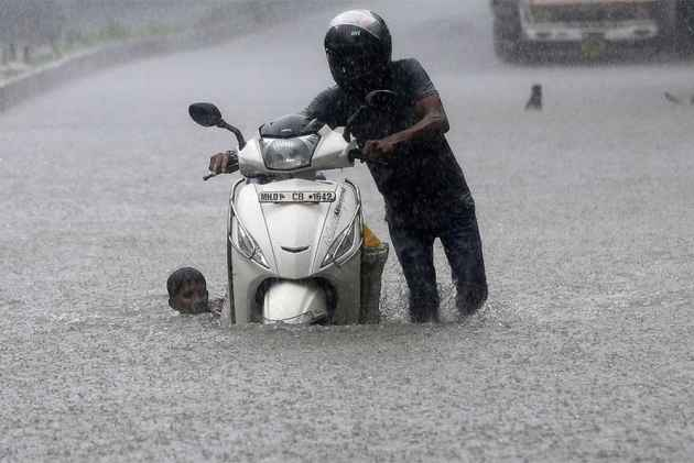 Heavy Rains Continue To Lash Mumbai, Schools And Colleges Shut