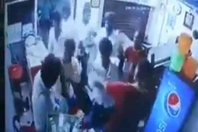 Caught On Camera: DMK Workers Thrash Restaurant Employees