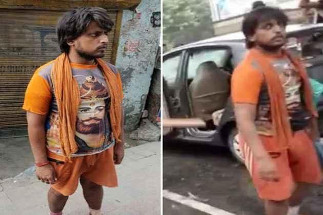 Kanwariyas' Vandalism: Delhi Police Make First Arrest, Accused A Vagabond, Drug Addict
