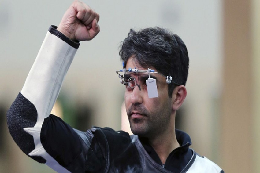 Abhinav Bindra Releases Video To Inspire Young Athletes