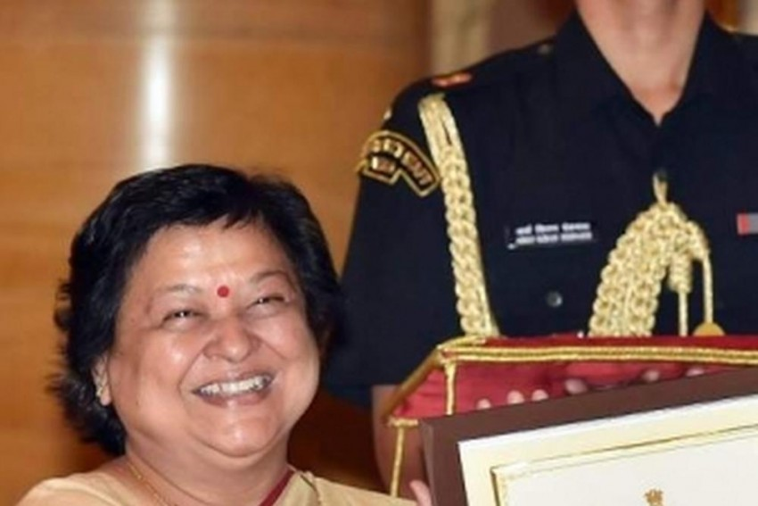 Gita Mittal Becomes Jammu And Kashmir's First Woman Chief Justice