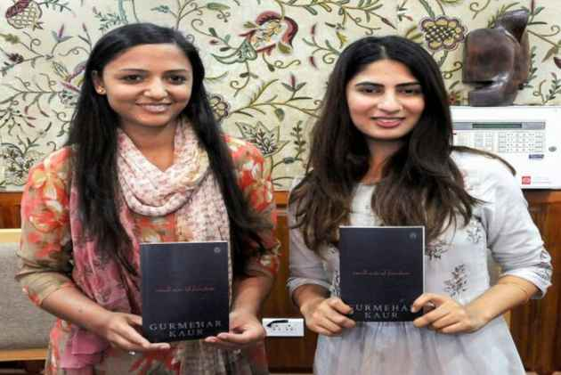 If I Become Prime Minister, I Would Resolve Kashmir Issue: Gurmehar Kaur
