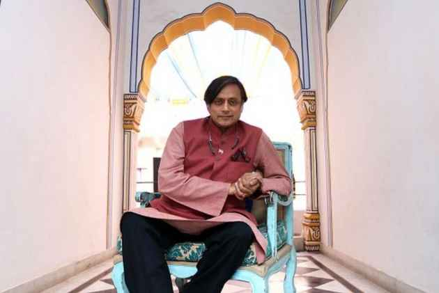 After His Book On Hinduism, Tharoor's Pitch For Muslims In India