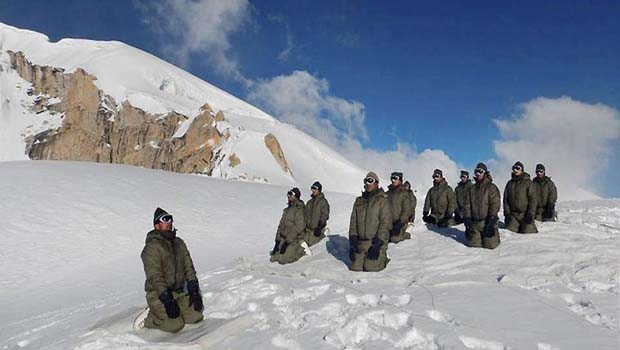 siachen glacier indian army