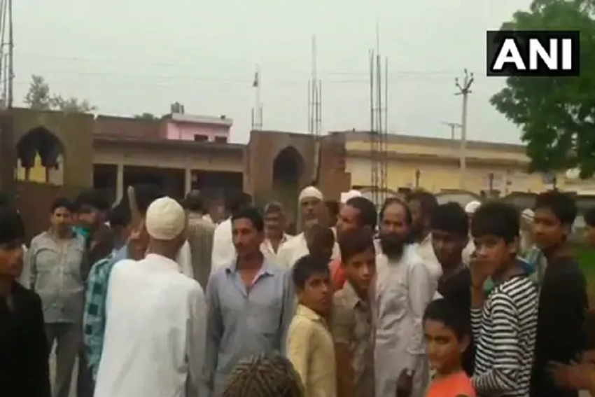 20 Children Injured In UP After High Tension Wire Falls On Madarsa