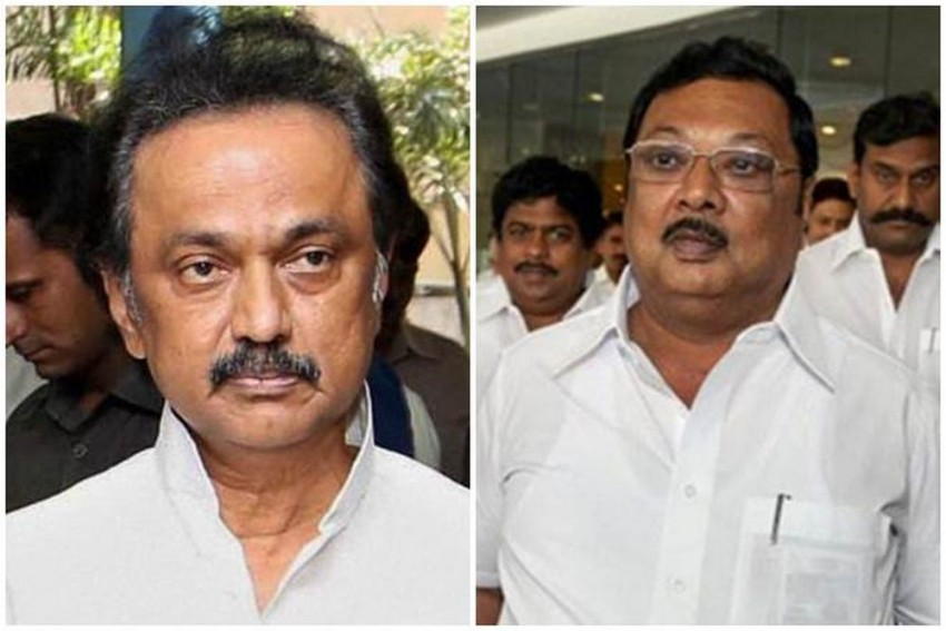 In Fresh DMK Succession War, Expelled Azhagiri Claims 'Loyal' Karunanidhi Workers With Him