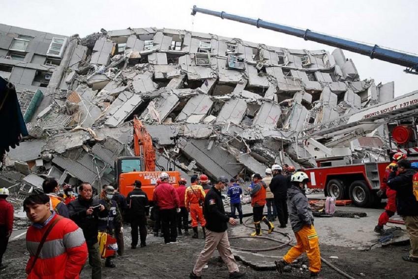 Magnitude-5 quake hits China, 18 injured