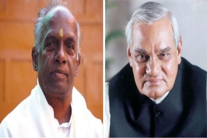 I Called Vajpayee 'Face of BJP', Media Made It 'Mukhota': Govindacharya