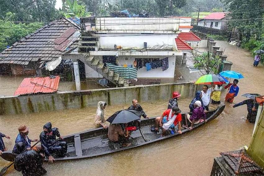 Kerala Floods: 12 Additional NDRF Teams Sent