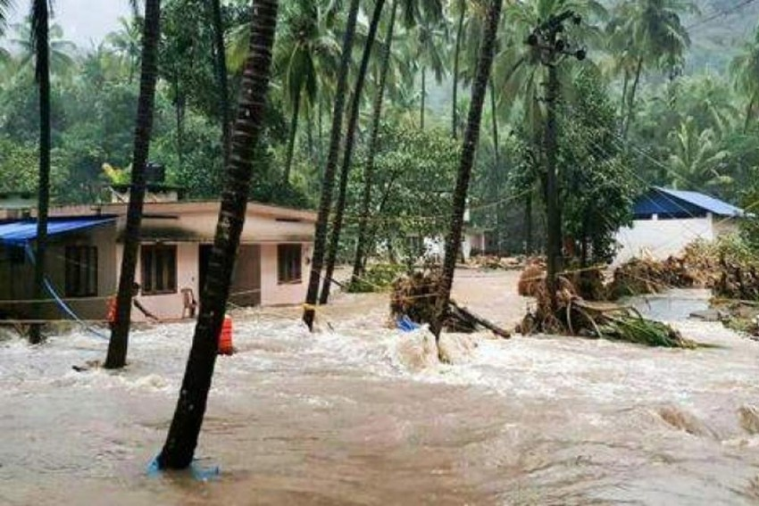 Kerala Floods: 30 Lives Lost On Single Day, Death Toll Mounts To 97