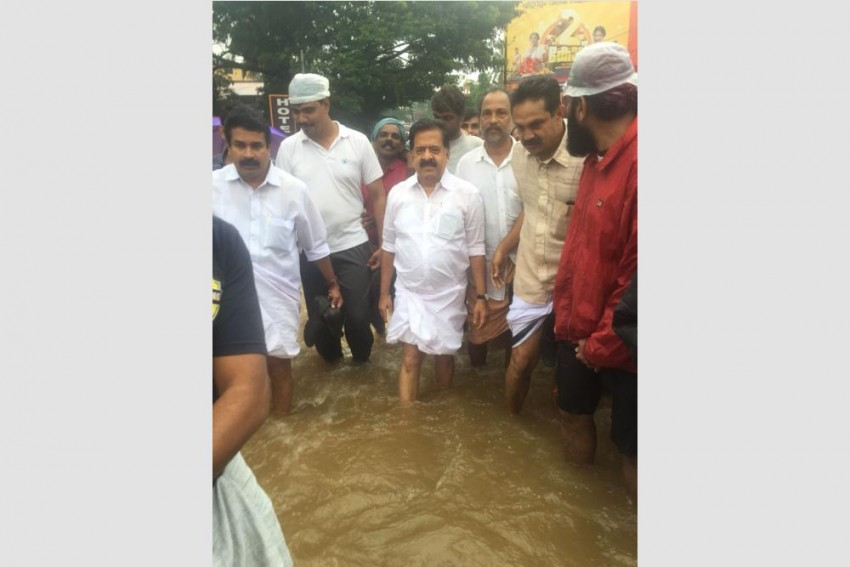 Kerala Floods: Situation Out Of Hands, Govt Has Failed, Army Should Take Over Rescue Ops, Says Ramesh Chennithala