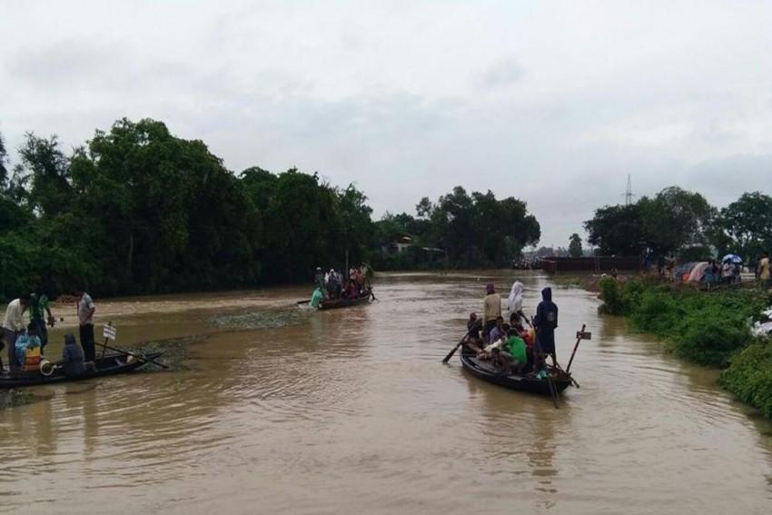 Punjab CM Announces Rs 10 Crore Immediate Relief For Flood-Ravaged Kerala