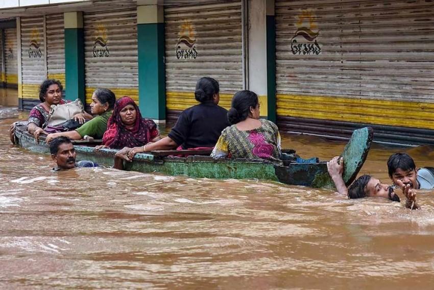 More Spells Of Heavy Rain Over The Weekend In Kerala: MeT Department