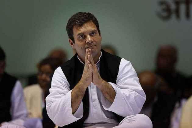 'Amit Shah Turned Off My Mic' Jokes Rahul Gandhi During Speech