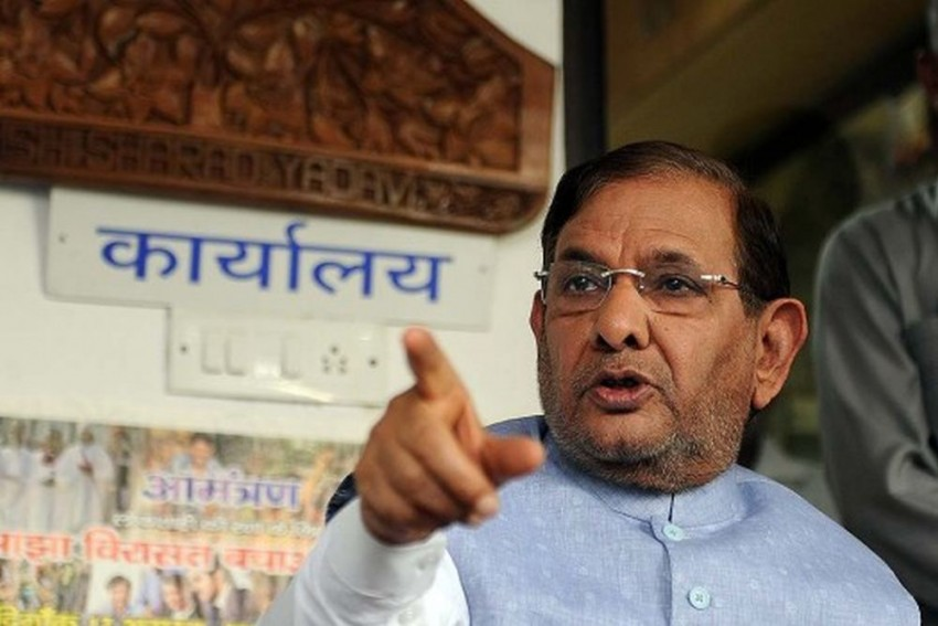Declare Kerala Floods As National Disaster: Sharad Yadav To Centre